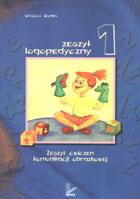 Definicja Zeszyty Logopedyczne cz. 1-4 słownik